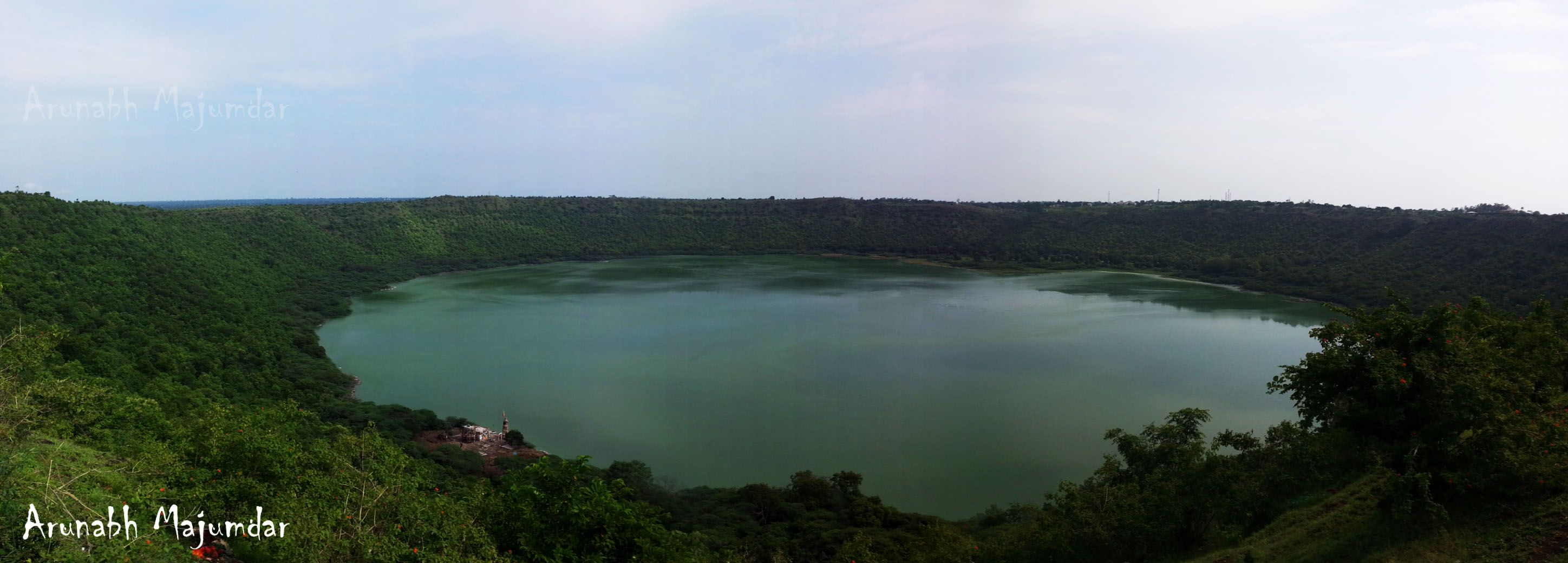 Lonar-Travelling to India's only Meteorite Lake #travel #Nature #Brazil