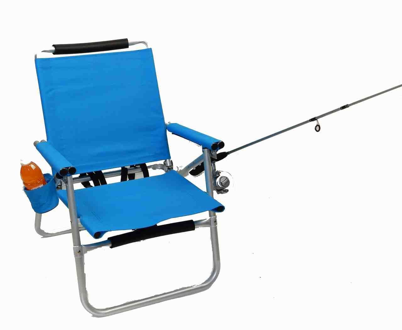 fishing chair with pole holder back covers classroom rod fishingrodholders pesca