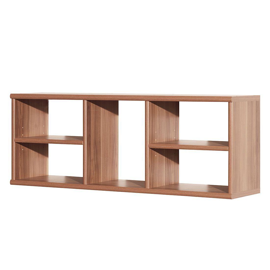 Wandregal Soft Plus II   Nussbaum Dekor, Cs Schmal Jetzt Bestellen Unter:  Https: