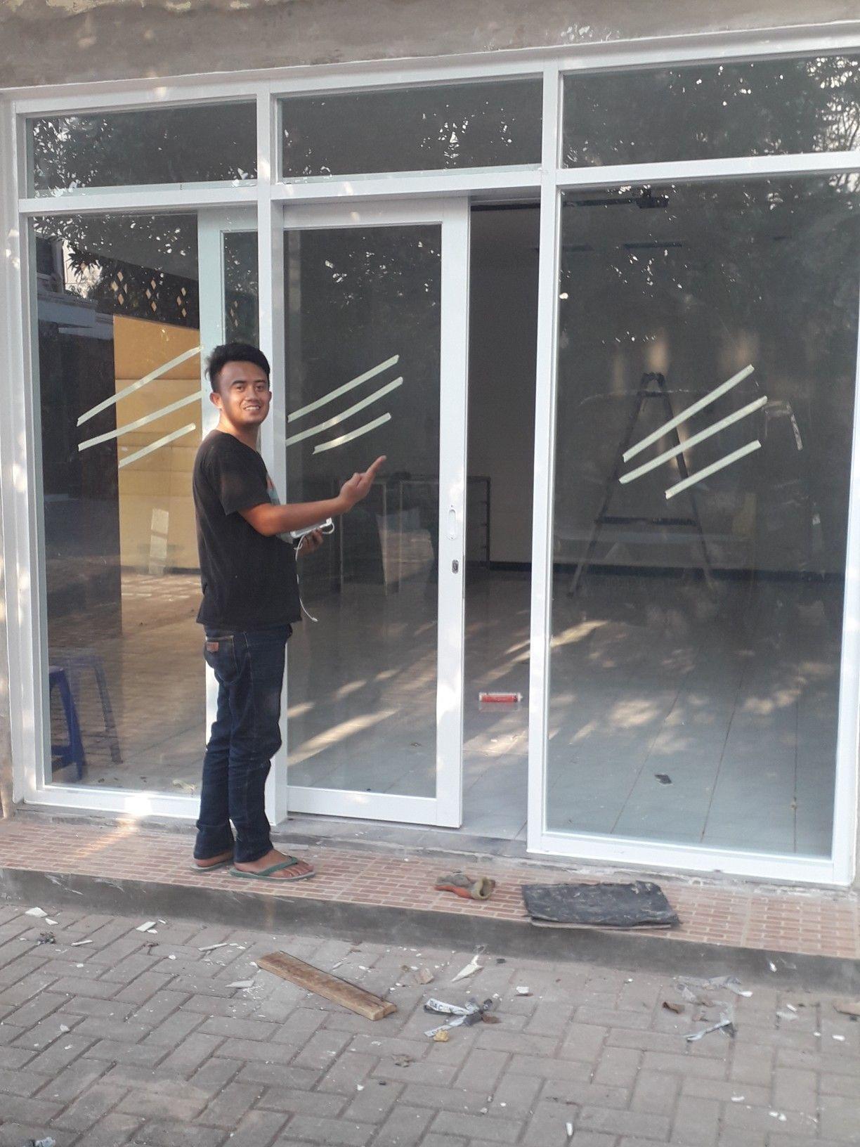Pintu geser aluminium kaca _ 0877 2232 5091 | Pintu geser ...
