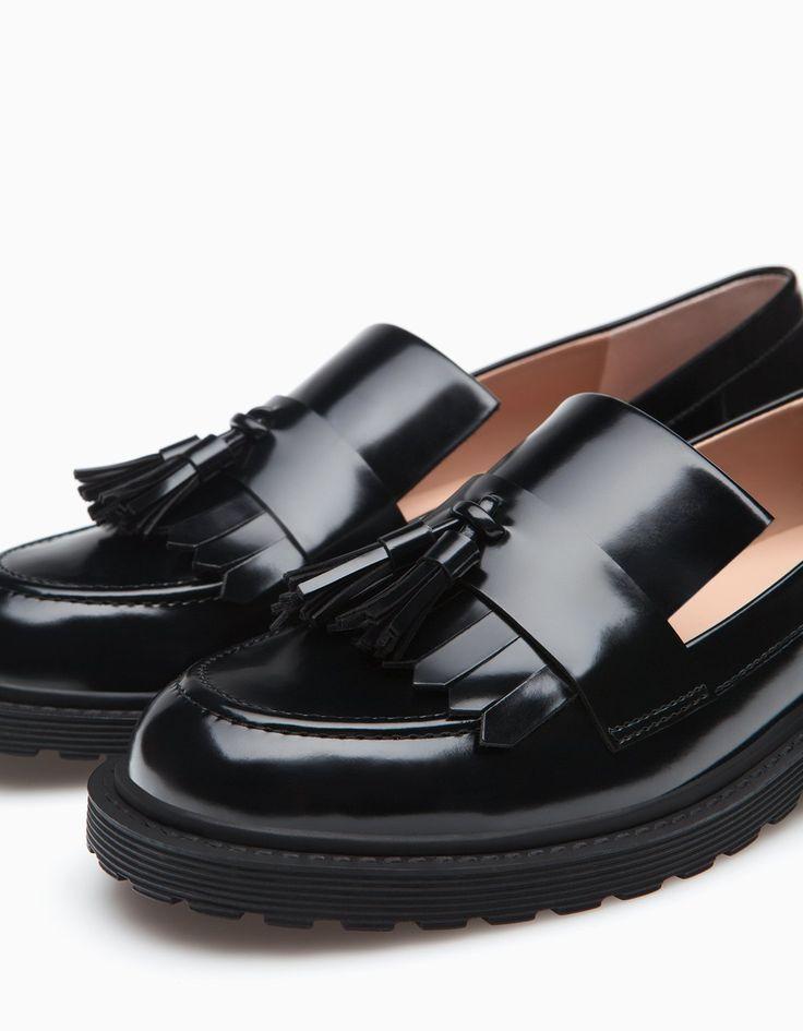 tendance chaussures 2017 2018 mocassins crampons toutes femme chaussures 2017 mocassin. Black Bedroom Furniture Sets. Home Design Ideas