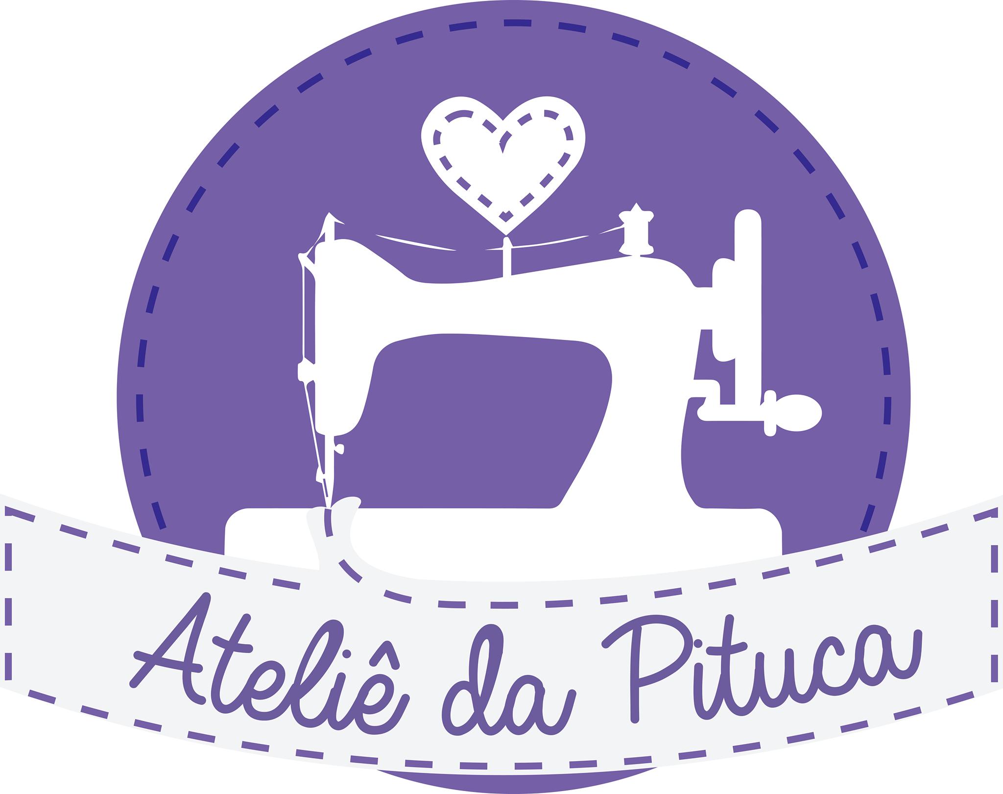 Logomarca do Ateliê da Pituca   Logo   Pinterest   Ateliê ...