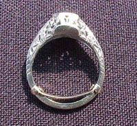 My Ering Is Too Big How Can I Fix It Today Weddingbee Big Rings How To Make Rings Mom Ring