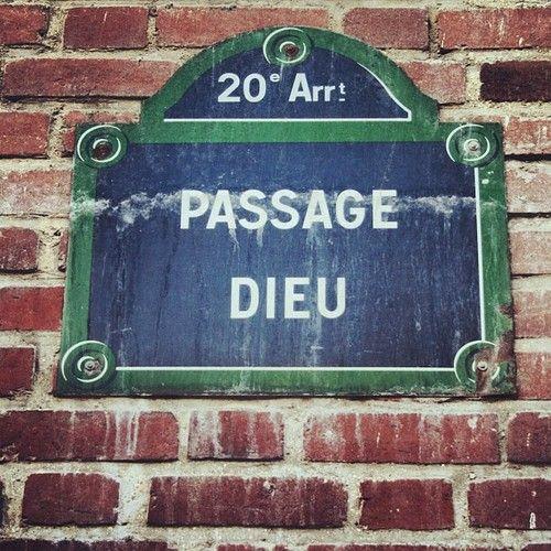 Passage Dieu - Paris 20