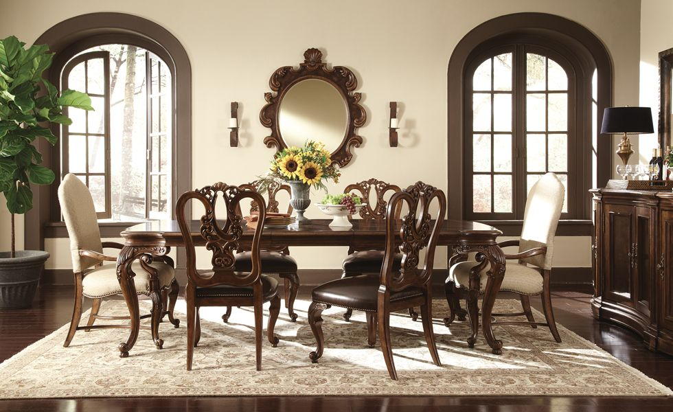 Fine Furniture Design Dining Set Orange County Room Marge Carson Century Eastern Legends Ej Victor Tables