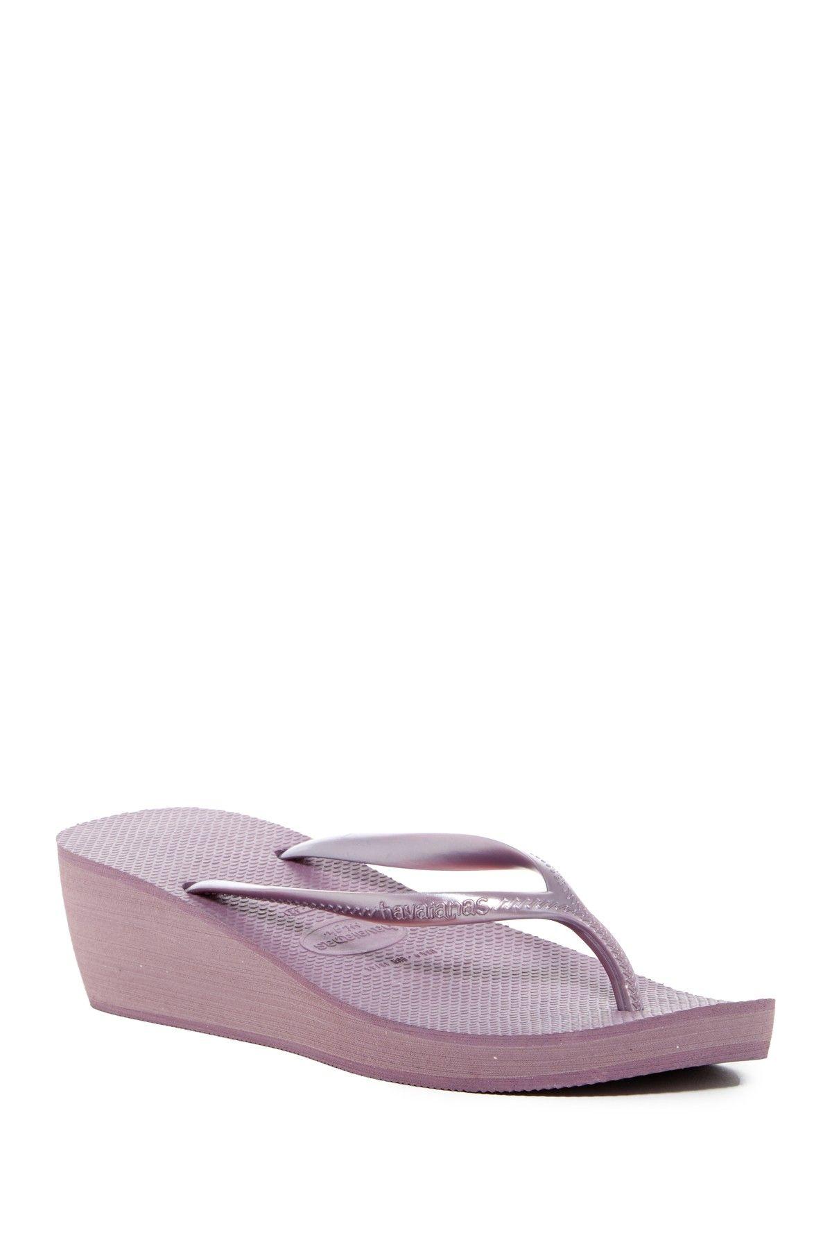 f4812263d Havaianas High Fashion Platform Wedge Flip Flop Sandal (Women ...