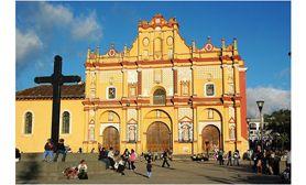 San Cristobal de las Casas Chiapas in Mexico Chiapas