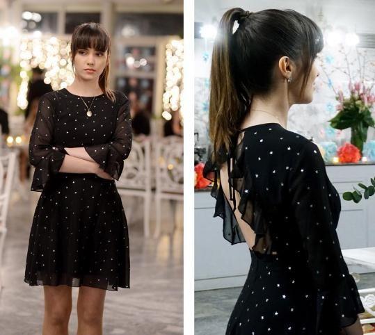 Adi Efsane Melis 3 Bolum Elbise Kiyafet Moda Stilleri Elbise Modelleri