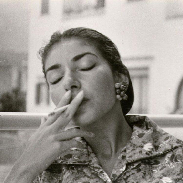 Pin By Fallingoffthe Continent On Misc Maria Callas Portrait Calla