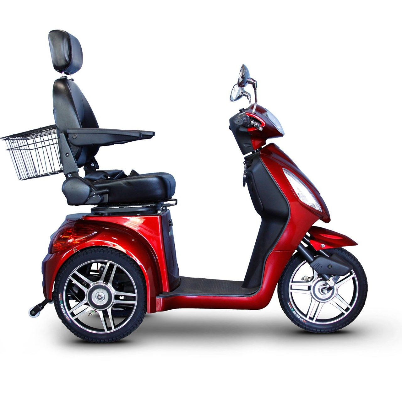 2016 Extra Heavy Duty Emscooter Ems 48 Adult Electric