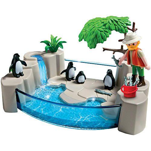 Playmobil penguins playmobil toys r us gift ideas brayden pinterest playmobil toys - Piscina toys r us ...