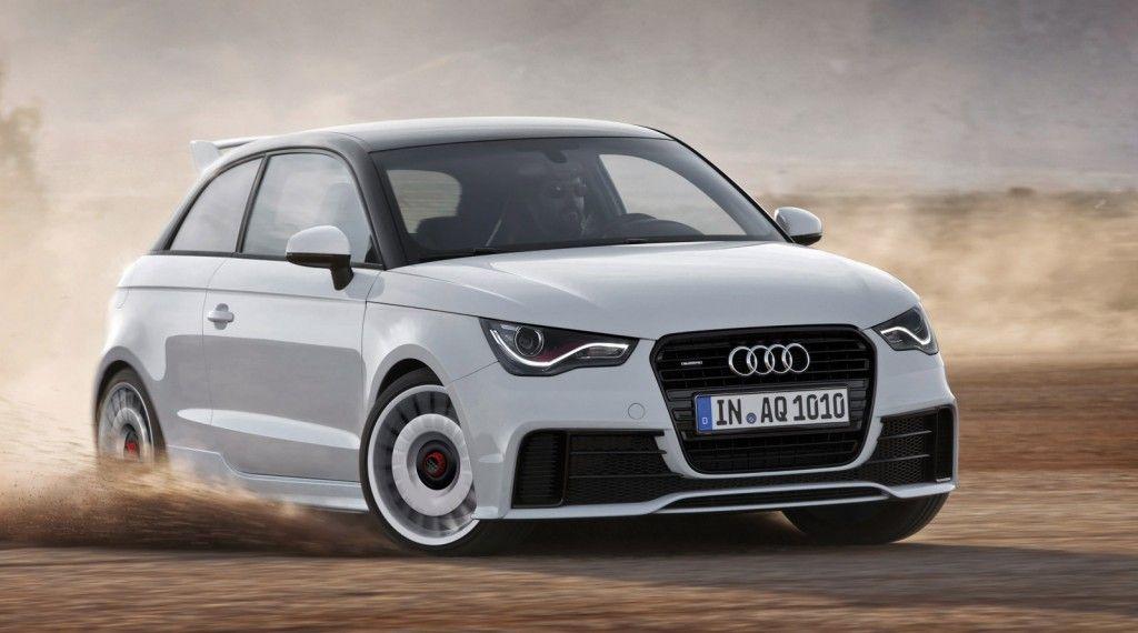 Audi Explains The Appeal Of Its A1 Quattro Hot Hatch Video Audi
