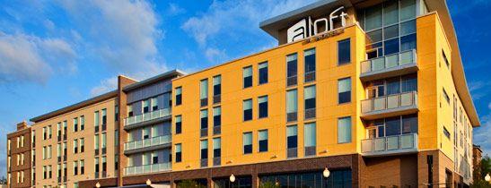 Aloft Birmingham Soho Square Homewood Location A W And Starwood Hotel Is
