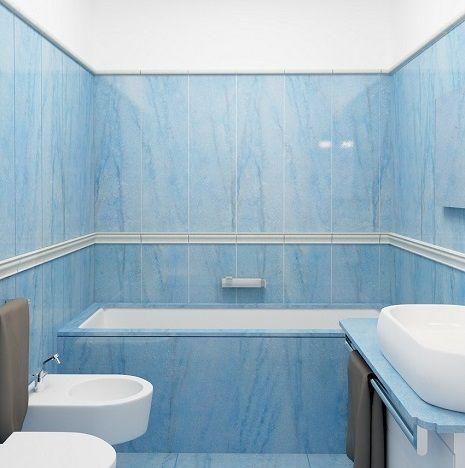Bagno con pareti in marmo azzurro | DETAILS | Pinterest