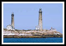 Thacher Island twin lights