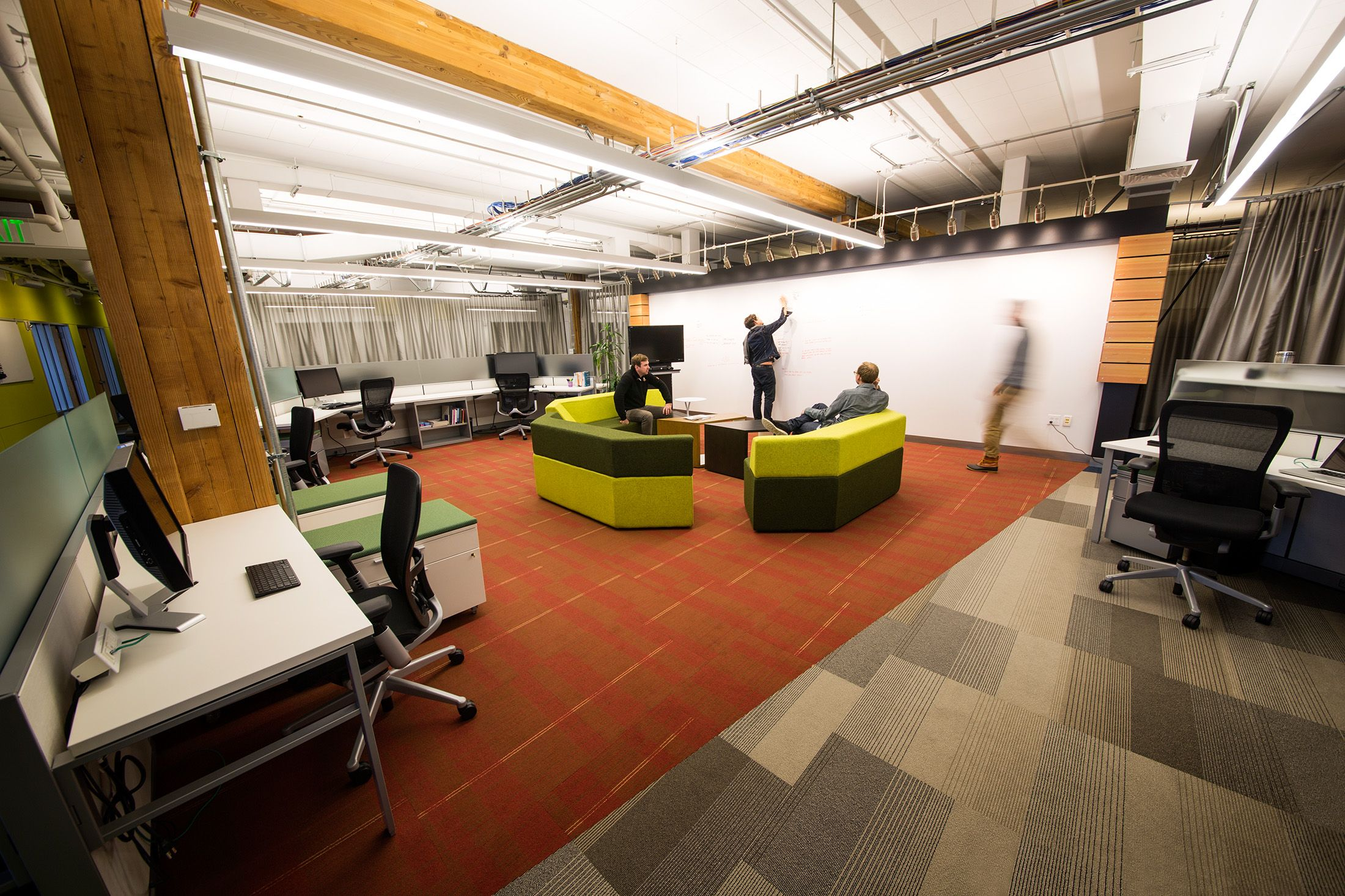 fennie+mehl architects | office interiors | microsoft studio 415