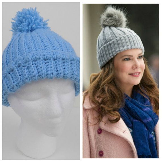 The Lorelai Gilmore Hat Gilmore Girls Inspired by BKLYNHandmade ... 4d18e454a3e