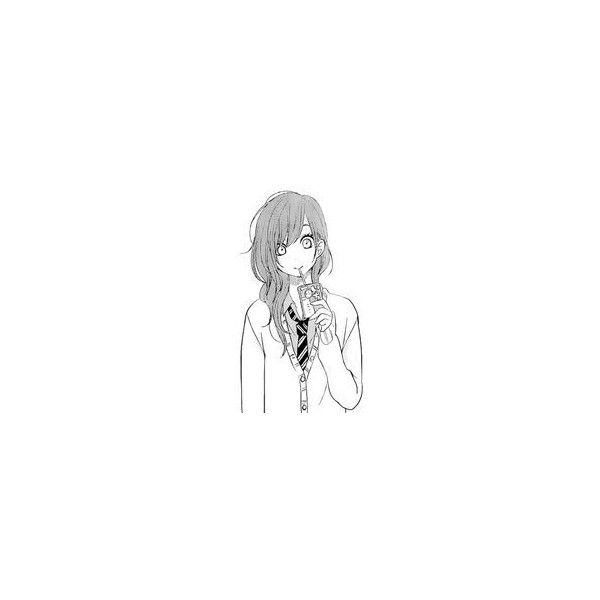 WHI | Get lost in what you love ❤ liked on Polyvore featuring anime, manga, anime girls and filler