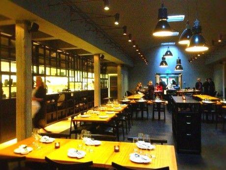 Farang har en stor restaurangdel med plats för 180 gäster.
