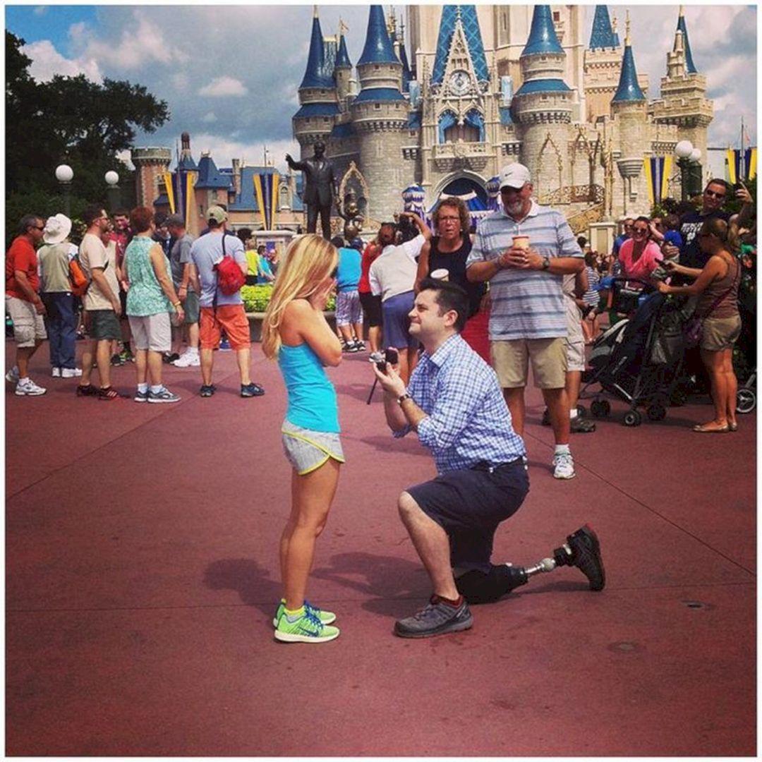 Super Romantic Disney Proposal For Your Engagement (20