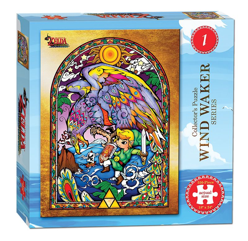 The Legend of Zelda™ Wind Waker Collector's Puzzle Series