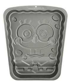 Spongebob Squarepants Non-Stick Aluminum Cake Pan Only $4.75 Shipped! (Reg. $20.00) - Raining Hot Coupons