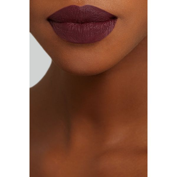 Burberry Beauty Lip Velvet - Bright Plum No.426 ($34) ❤ liked on Polyvore featuring beauty products, makeup, lip makeup, burberry, burberry cosmetics and burberry makeup