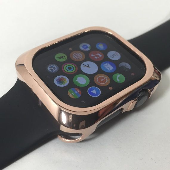 Protect your apple watch while making your apple watch look more luxurious. Sadly the Apple watch Design is incredibly exposed and easily scratch-able.