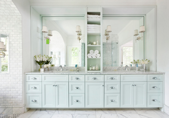 Bathroom Lights Mounted On Mirror bathroom | for our home | pinterest
