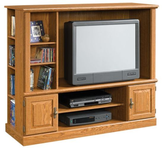 Sauder Orchard Hills 37 1 2 Wide Entertainment Center With Side