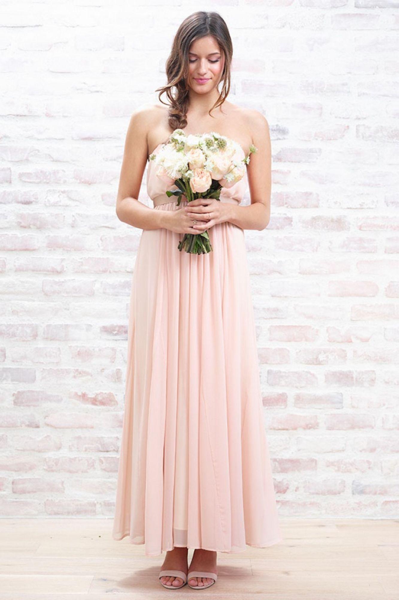 Lauren Conrad Blesses World With 12 Piece Bridesmaids Collection Designer Bridesmaid Dresses Bridesmaid Lauren Conrad Wedding Dress