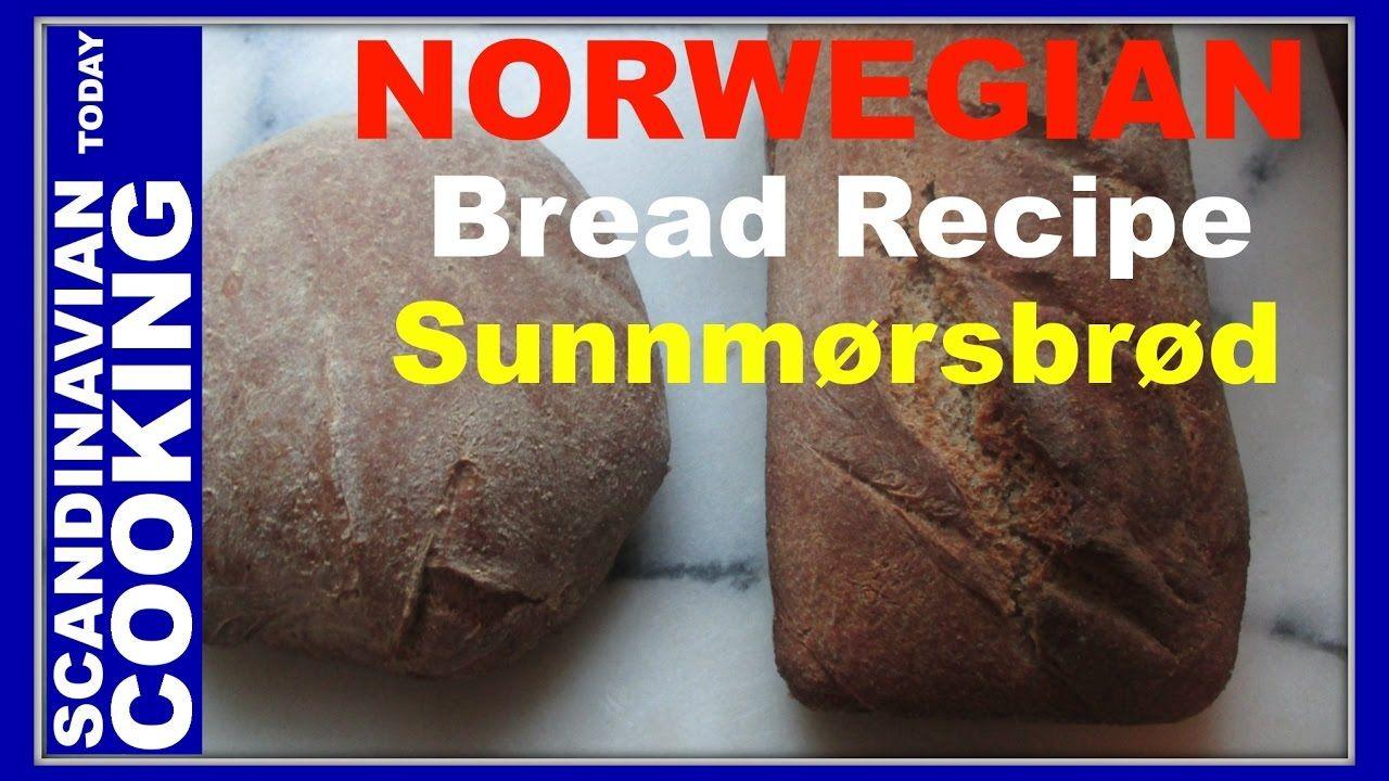 How To Make Homemade Norwegian Bread Recipe Sunnmorsbrod Norwegian Bread Recipe Bread Recipes Nordic Recipe