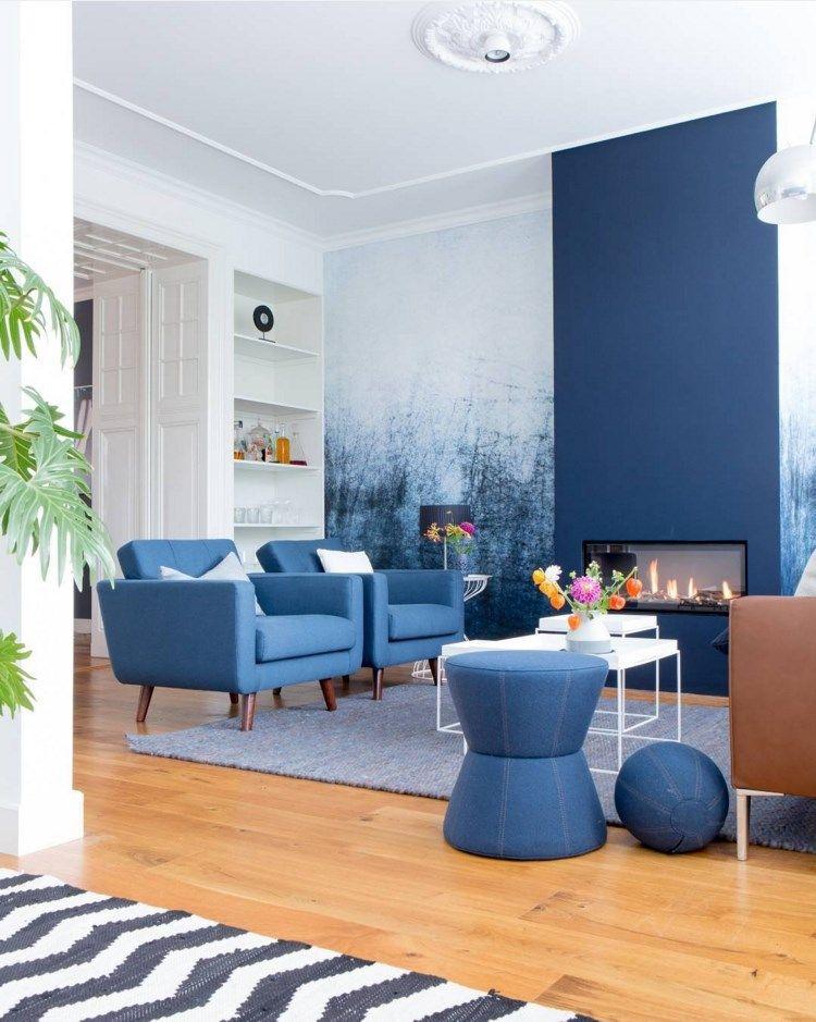 Conrad im Doppelpack @vtwonen #sofacompany_de   Go Blue <3 ...