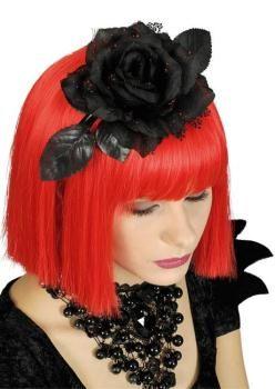 Perruque rouge style coco parfaite pour une soirée cabaret ou crazy horse  sc 1 st  Pinterest & Perruque rouge style coco parfaite pour une soirée cabaret ou ...