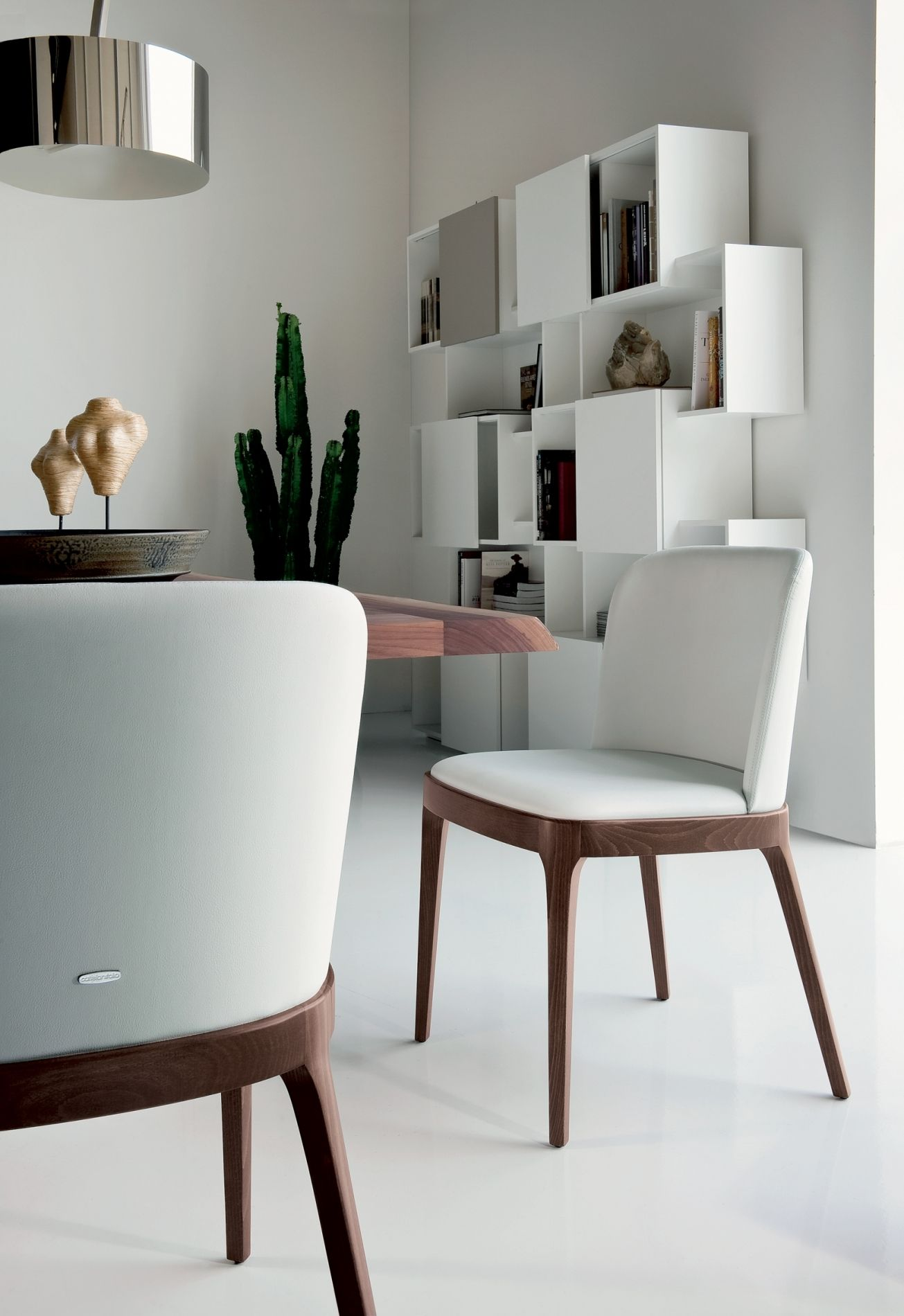 This Luxury Dining Chair By Cattelan Italia Is Perfectly Suited For
