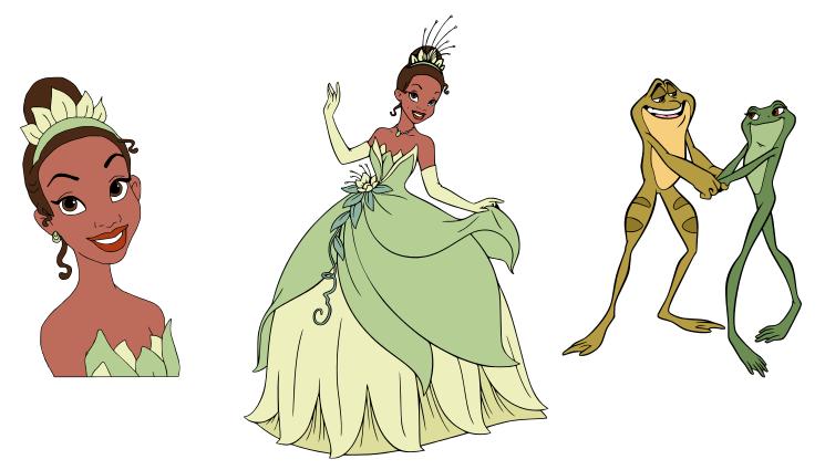 Princess Tiana Princess And The Frog Uploaded 4 Files Princess Tiana Disney Drawings