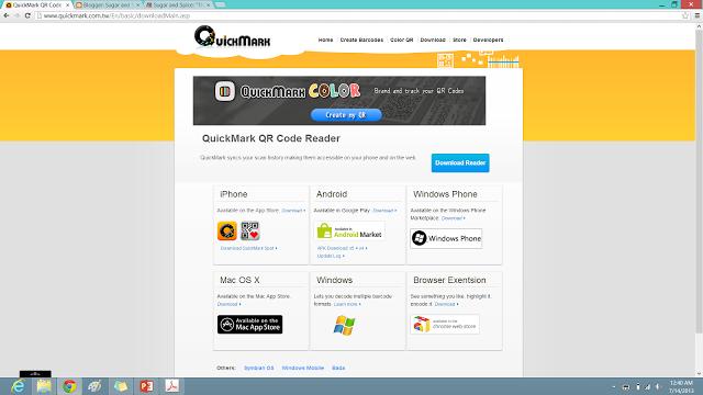 Weekend App Attack QuickMark QR Code Reader for Windows
