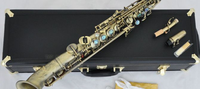 The Saxello I bought on Ebay plays GREAT