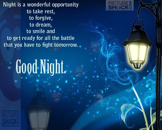 New Good Night 3d Good Night Quotes Wallpapers Images Sweet