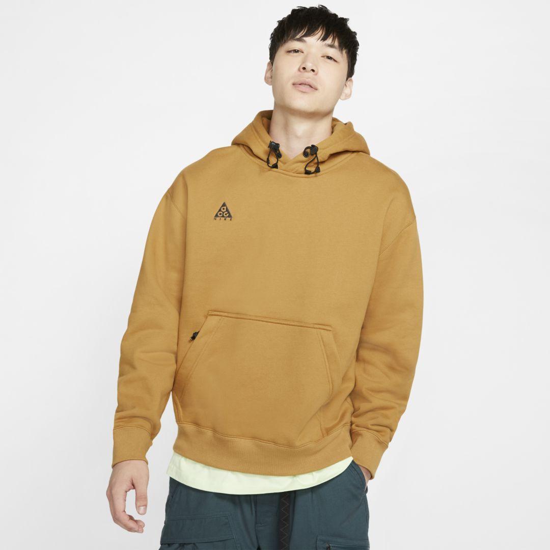 Nike Acg Pullover Hoodie Nike Cloth Mens Sweatshirts Hoodie Hoodies Nike Acg [ 1080 x 1080 Pixel ]