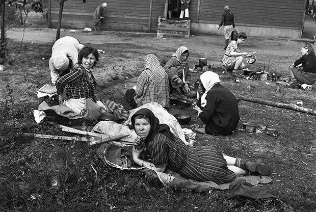 Stunning Document of Survival: Chava Rosenfarb's 1945 Bergen-Belsen Diary – Tablet Magazine