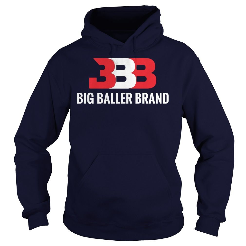 Big Baller Brand Bbb Hoodie Cool Hoodies Hoodies Birthday Shirts