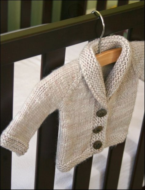Free & easy knit baby sweater pattern by Sooze1953 | Asha and Emily ...