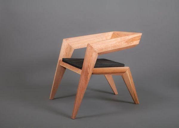 Sien Studio Hat Endlich Seine Neueste Arbeit, Die Avantgarde Sessel Bei Der  Ausgabe Der Mailänder Möbelmesse Vorgestellt. Avantgarde Holz Stuhl.