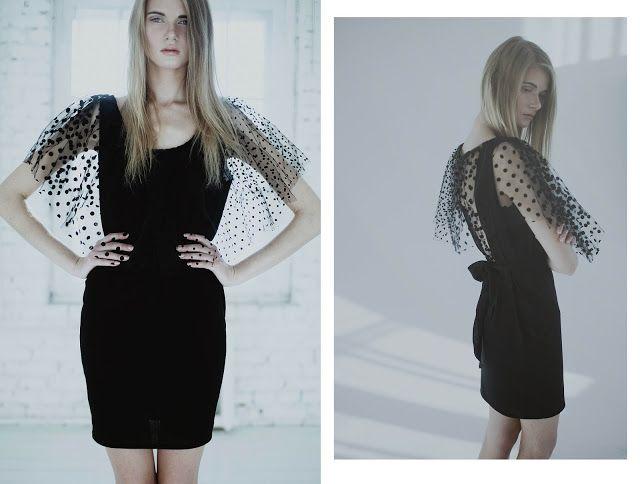 платье Лесковой