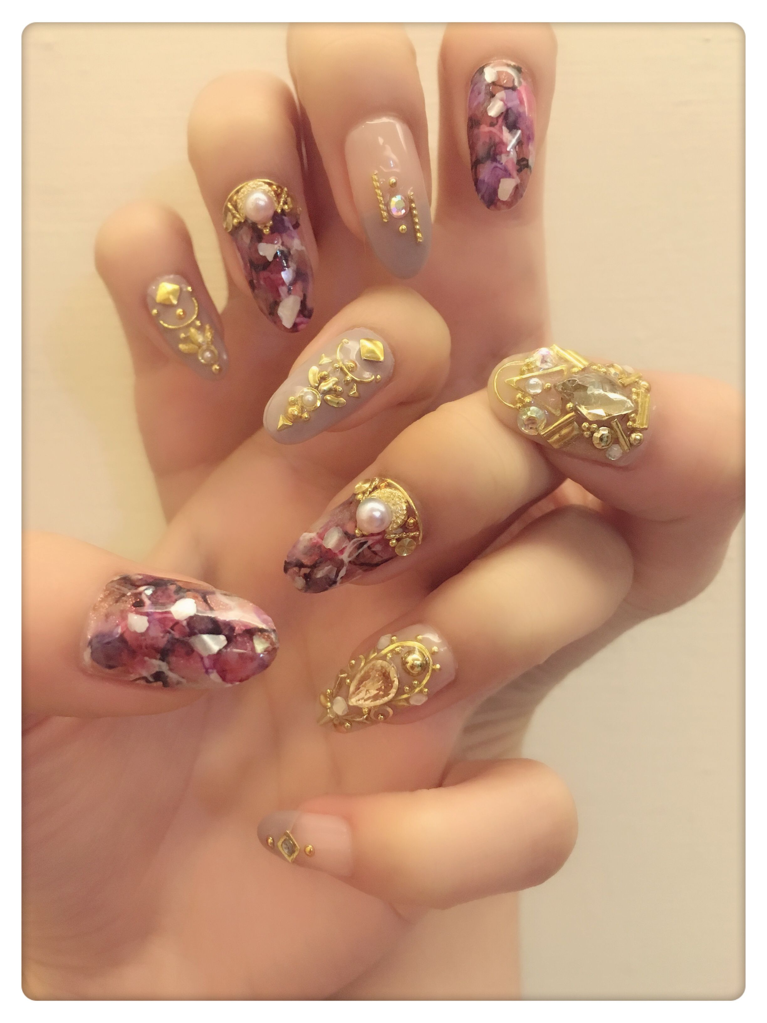 I love my nails. | Nails | Pinterest