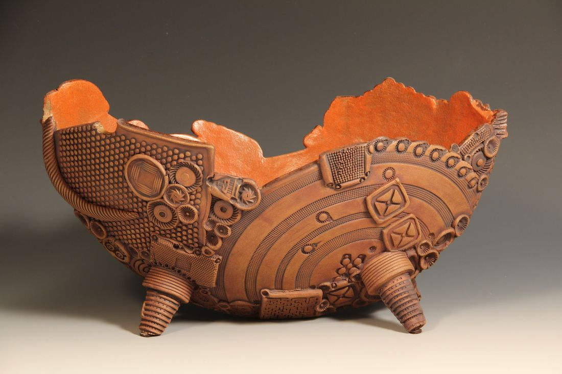 Boat bowl - M Street Potters