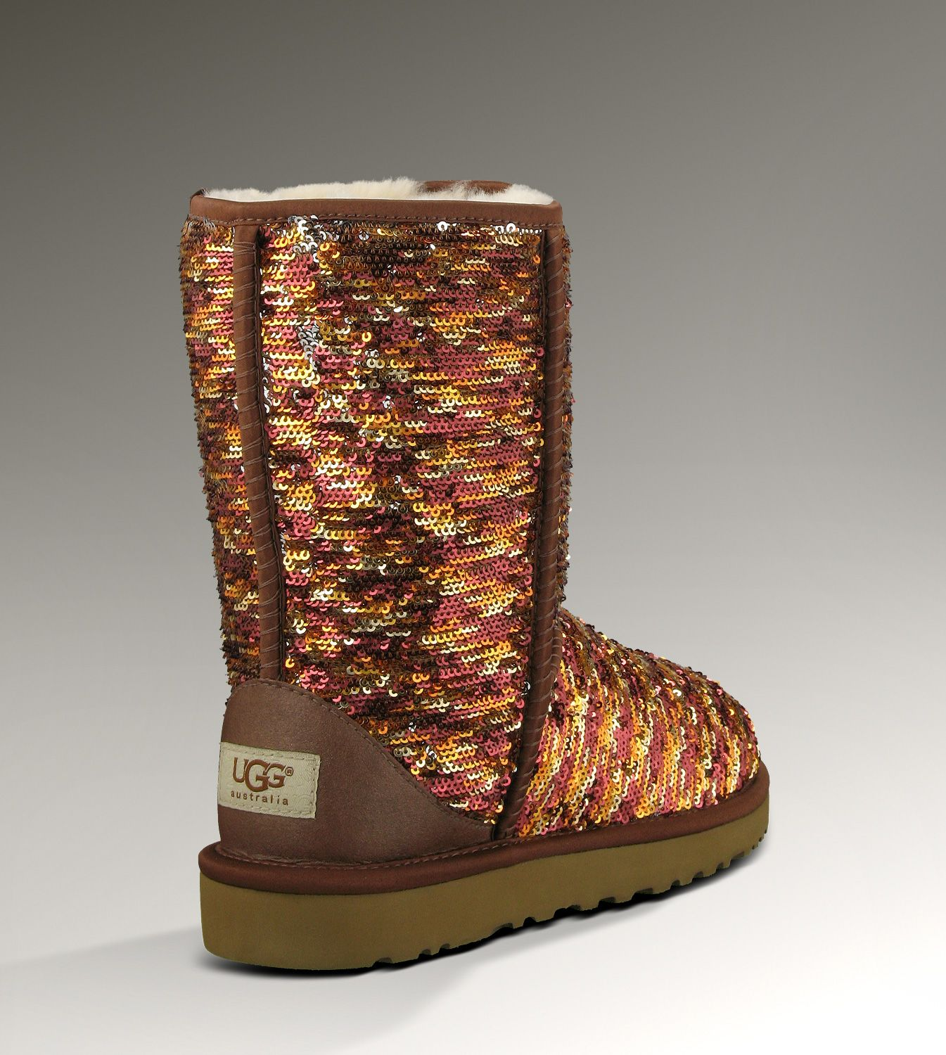 ugg 174 classic sparkles for sequin boots at