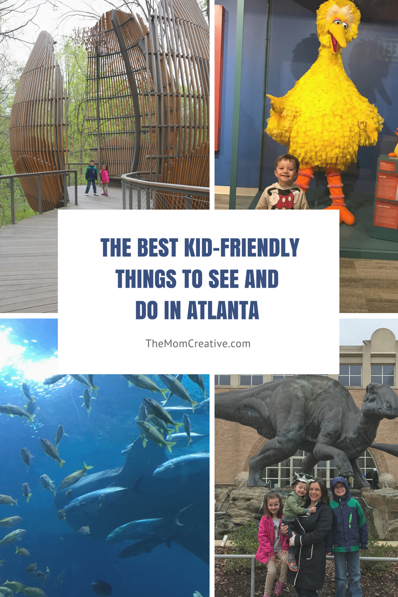 What To Do With Kids In Atlanta Bloggers Fun Family Projects