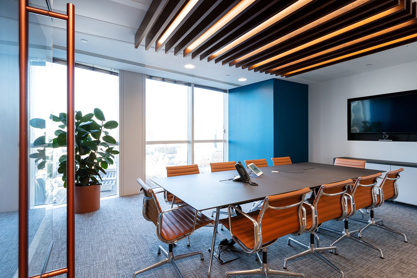 A Look Inside Bcs Global S New London Office Office Design